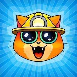 Копай! - эпичная кошачья шахта