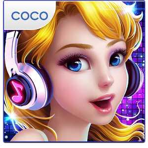 Танцевальная вечеринка у Коко