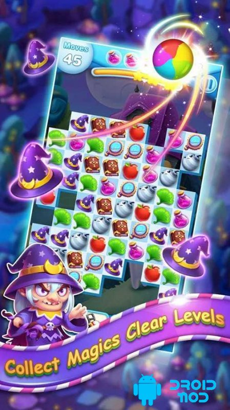 Fairy Quest – Match 3 Game