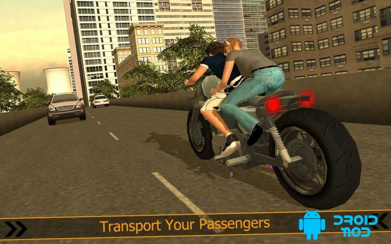 Furious City Moto Bike Racer