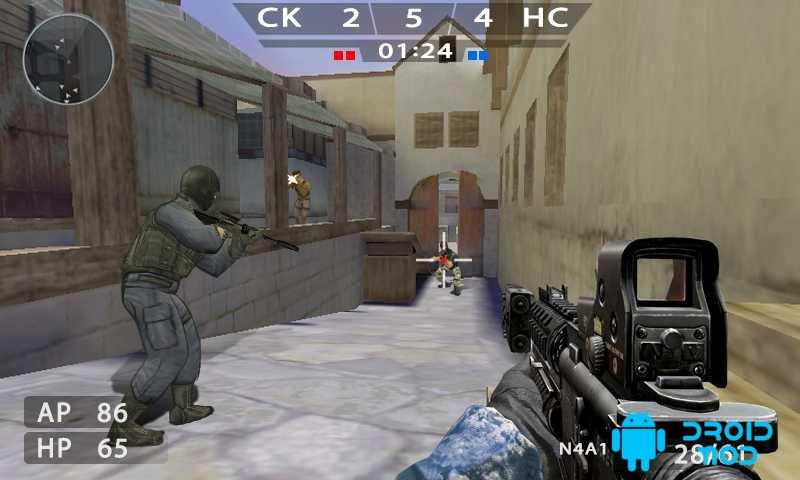 Shoot Hunter Critical Strike