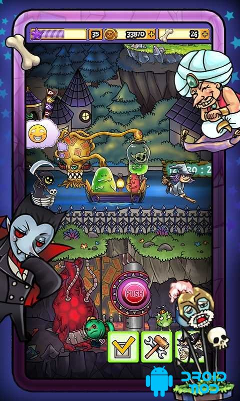Monsters Village Transylvania