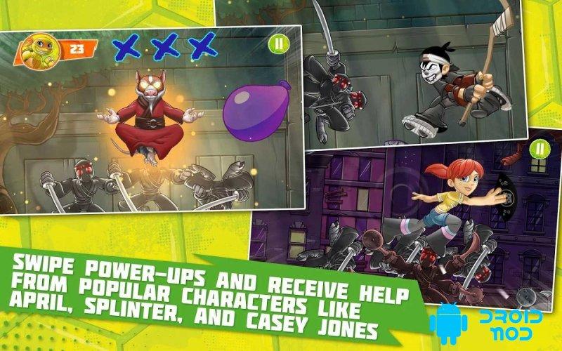 TMNT: Half-Shell Heroes