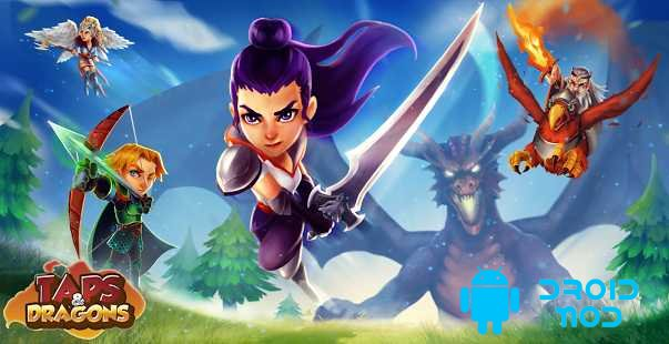 Taps & Dragons – Idle Heroes