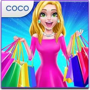 Девчонка в магазине