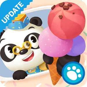 Dr. Panda: мороженое ван