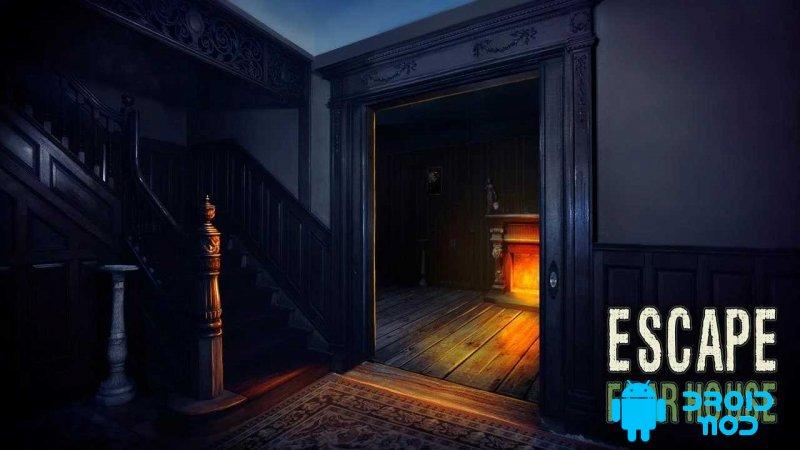 Дом зомби - побег
