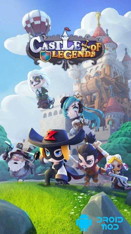 Castle of Legends