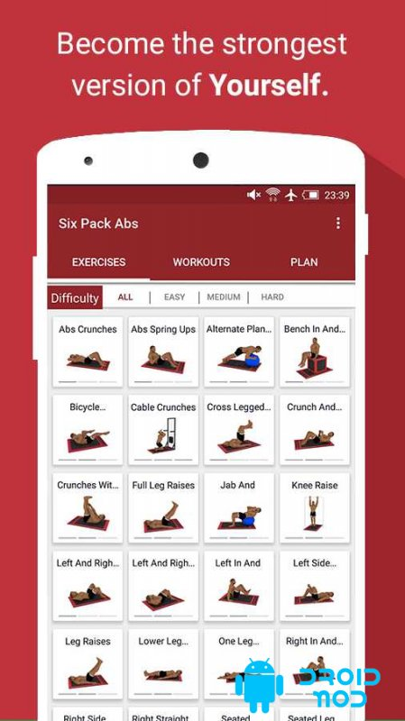 Abs Workouts & Exercises Pro