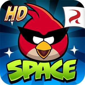 Angry Birds Space HD