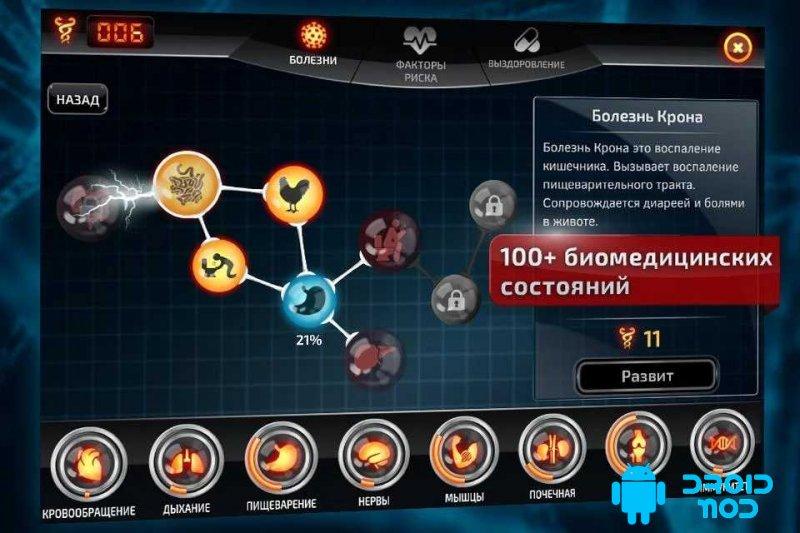 Bio Inc. - Biomedical Game
