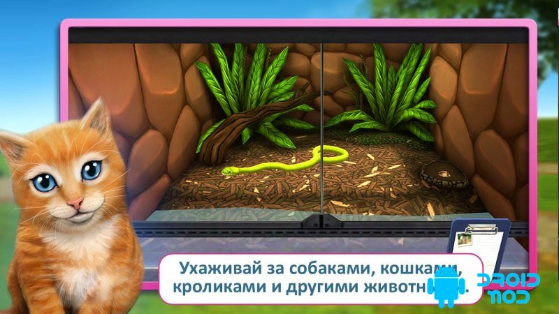 PetWorld 3D: Приют для зверей