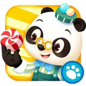 Конфетная фабрика Dr. Panda