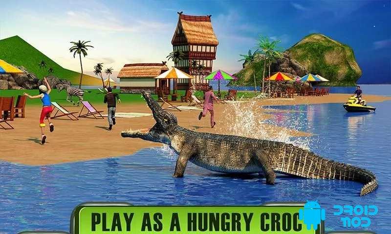 Crocodile Attack 2016