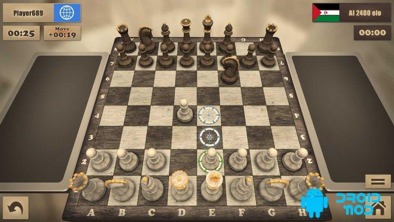 Реальные Шахматы