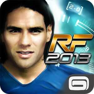 Реальный футбол 2013