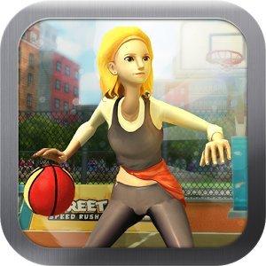 уличный баскетбол - фристайл