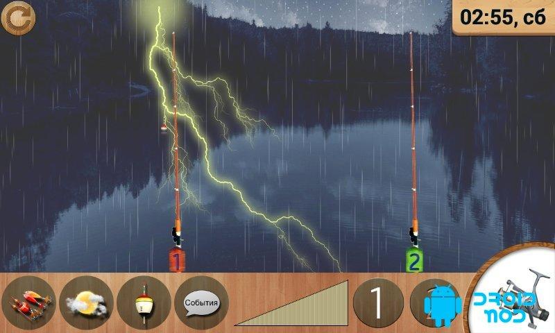 скачать игру рыбалка на андроид мод много денег