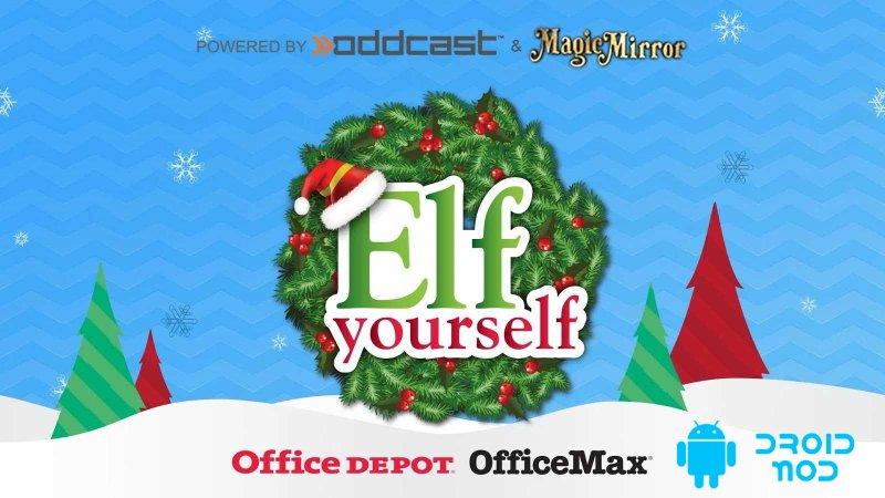ElfYourself by Office Depot