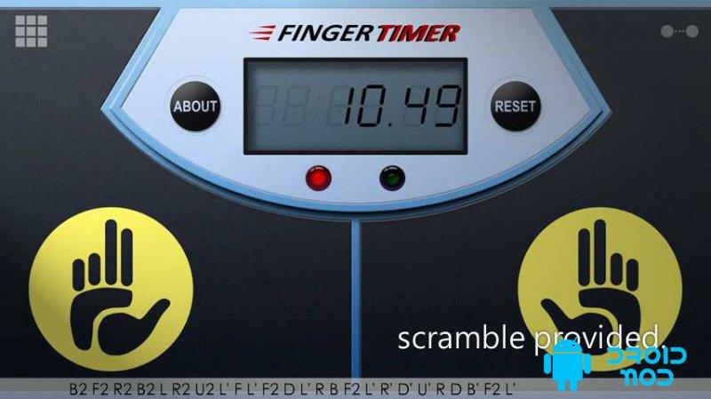 Finger Timer Full