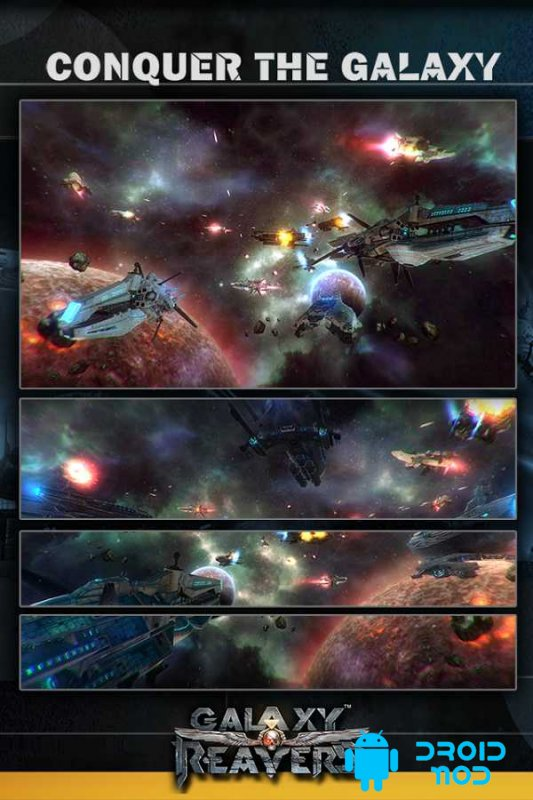Galaxy Reavers – Space RTS