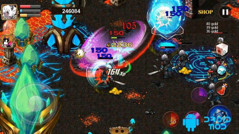 Demon Heart: Pylon Wars