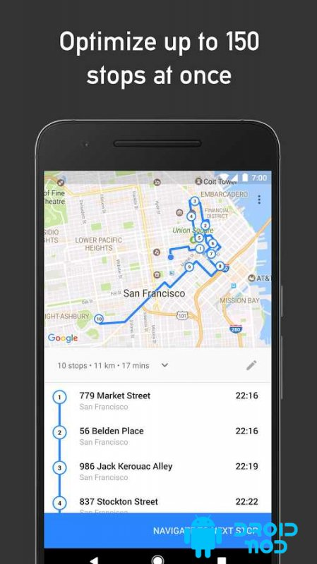 Circuit – Route Planner