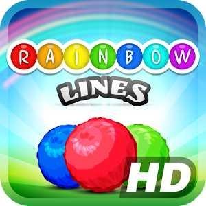 Rainbow Lines HD
