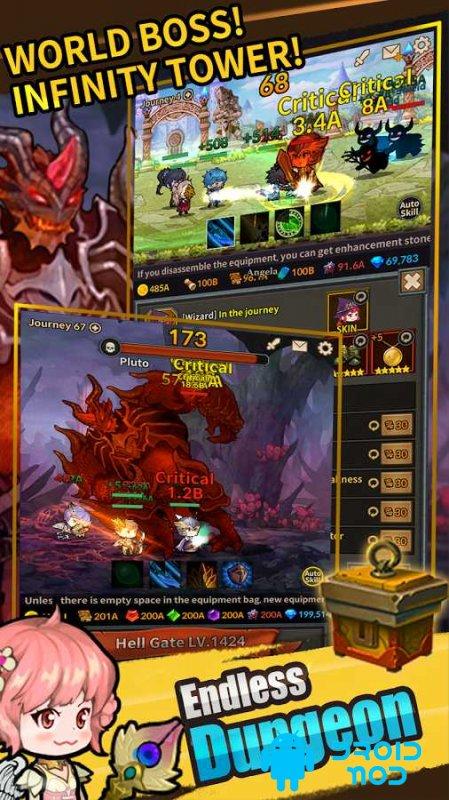 Infinity Heroes – IdleRPG