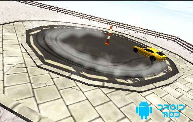 Racing Camaro: Drift Speed Car Extreme