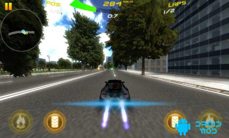 Speed Thriller Multiplayer Pro