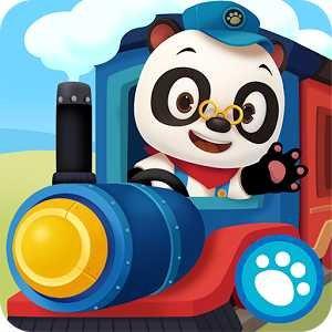 Поезд Dr. Panda