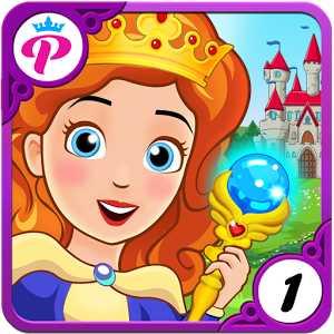 Моя маленькая принцесса - Замок
