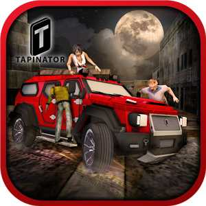 Zombie Escape Driving 3D