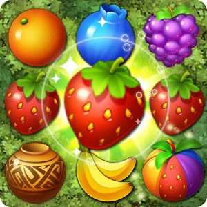 Fruits Forest: Rainbow Apple