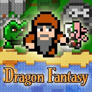 Dragon Fantasy 8-bit RPG