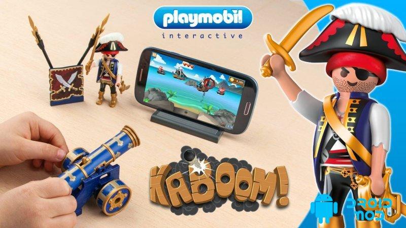PLAYMOBIL Kaboom