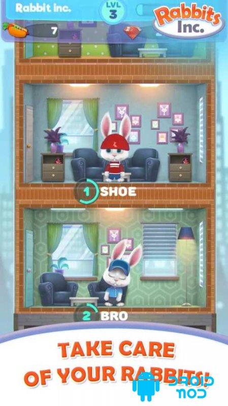 Rabbits Inc.