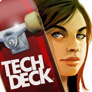 Tech Deck Skateboarding
