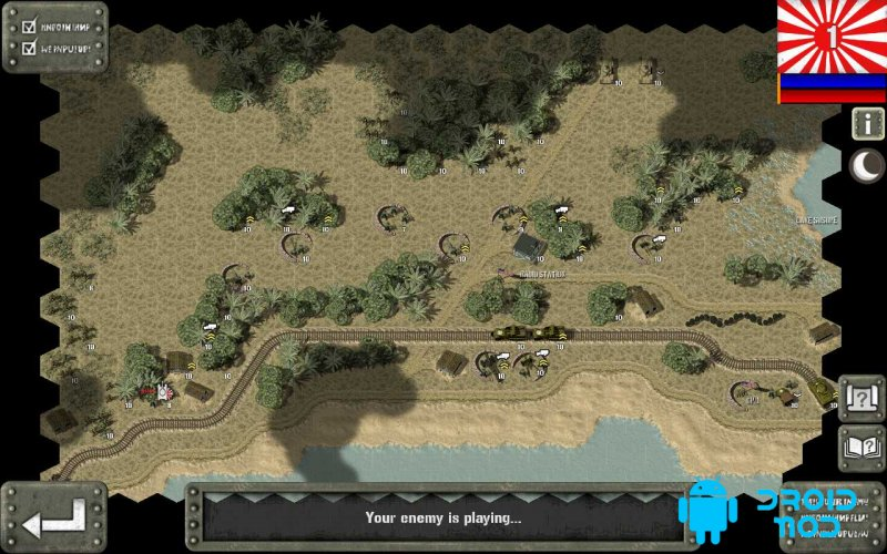 Tank Battle Pacific
