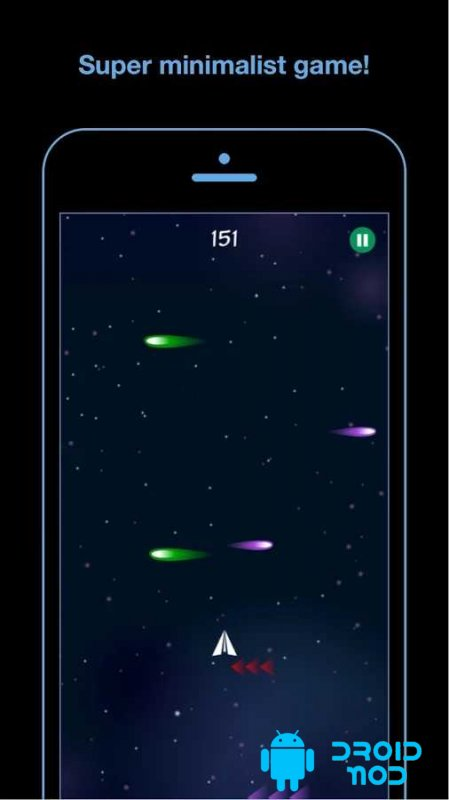 Paper Plane In Space PRO