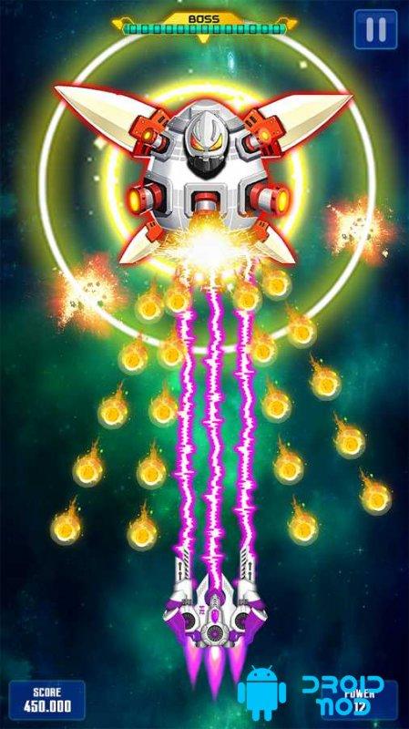 Space Shooter: Galaxy Shooting
