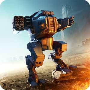 Robot Warfare: Battle Mechs