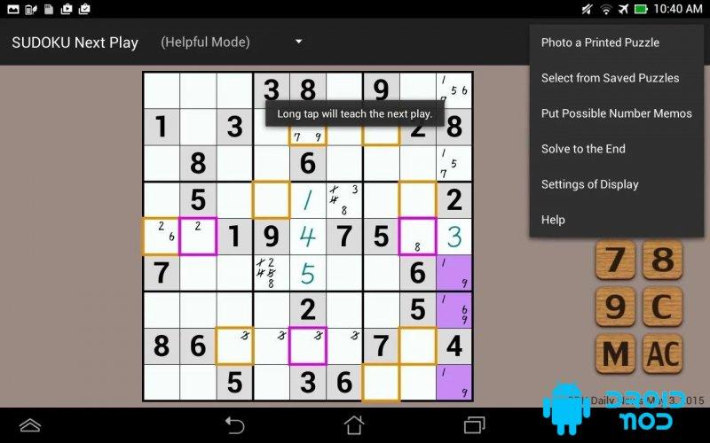 Sudoku Next Play