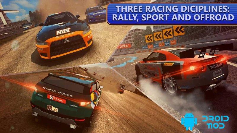 Driveline: Rally, Asphalt and Off-Road Racing