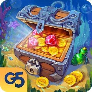 Pirates & Pearls: Собери сокровища в ряд