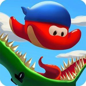 Kraken Land : Приключения Платформера