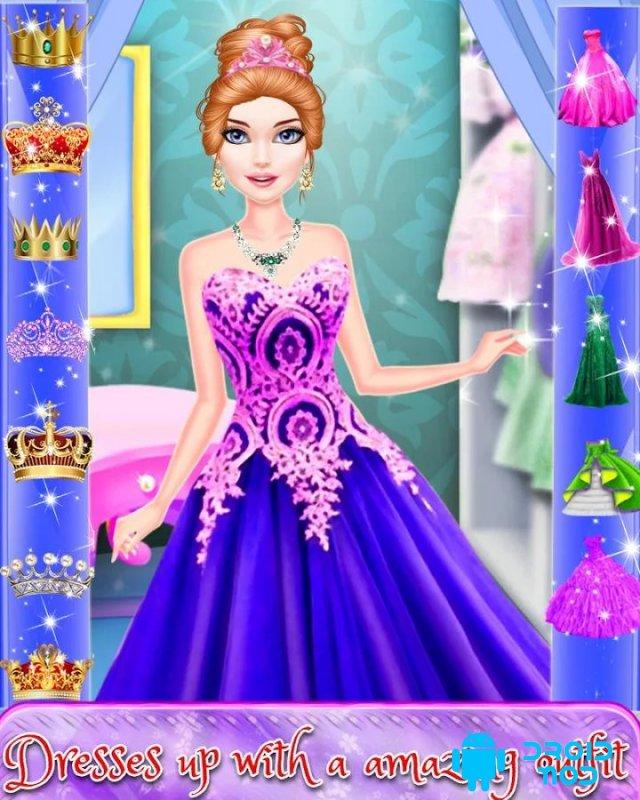 Princess Makeup Salon-Fashion