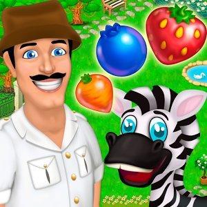 Спасение зоопарка: Три в ряд и Животные