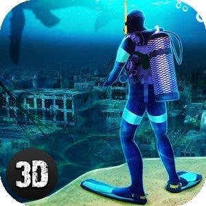 Выживание под Водой - 2